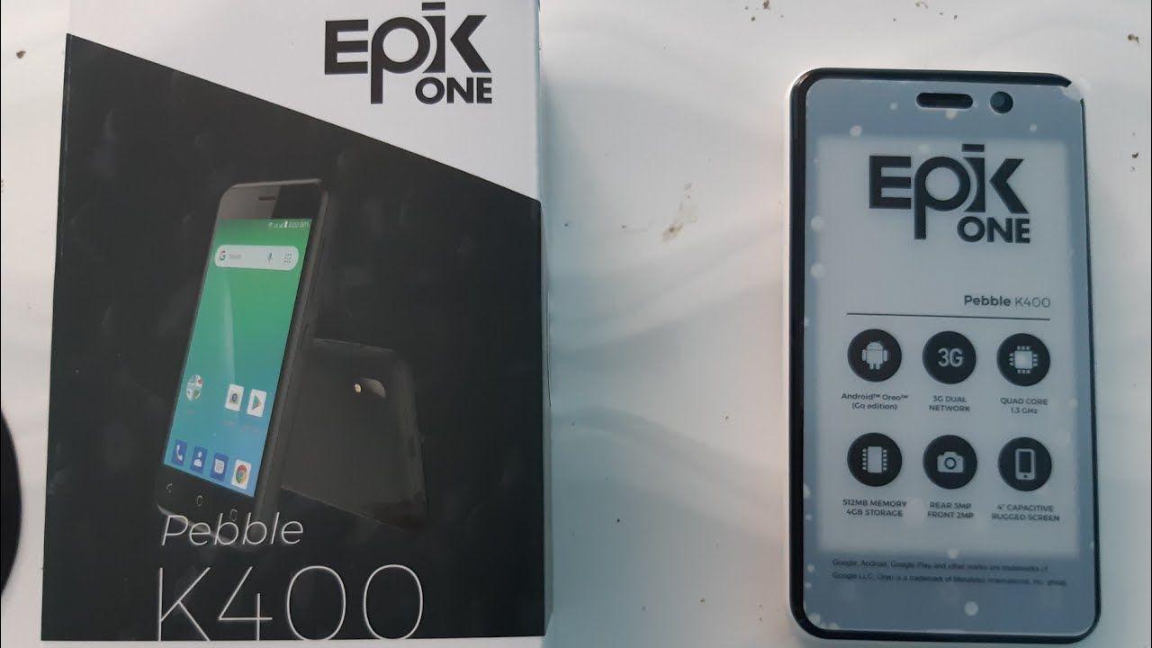 EPK ONE K400 K405 K502 HARD RESET FORMATEAR CONTRASEÑA