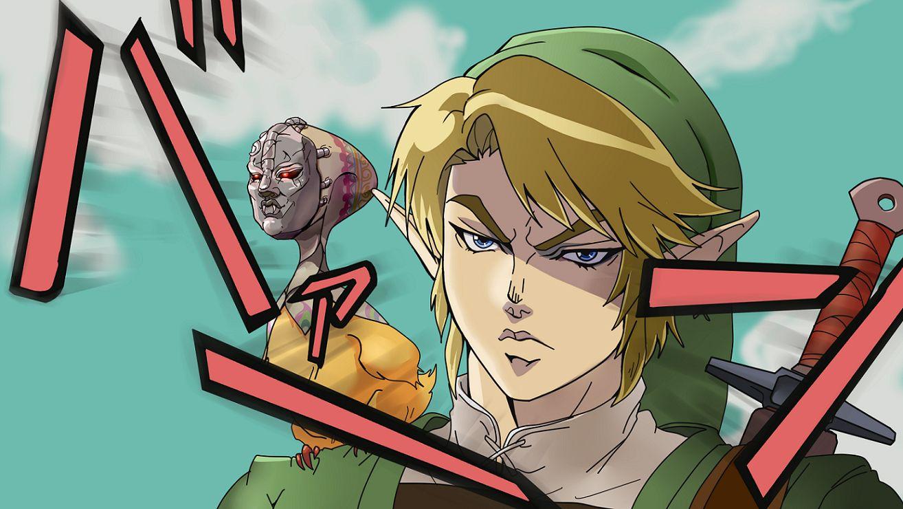 Zelda No Densetsu 1465812 Jojo Anime Jojo Bizarre Jojo S Bizarre Adventure