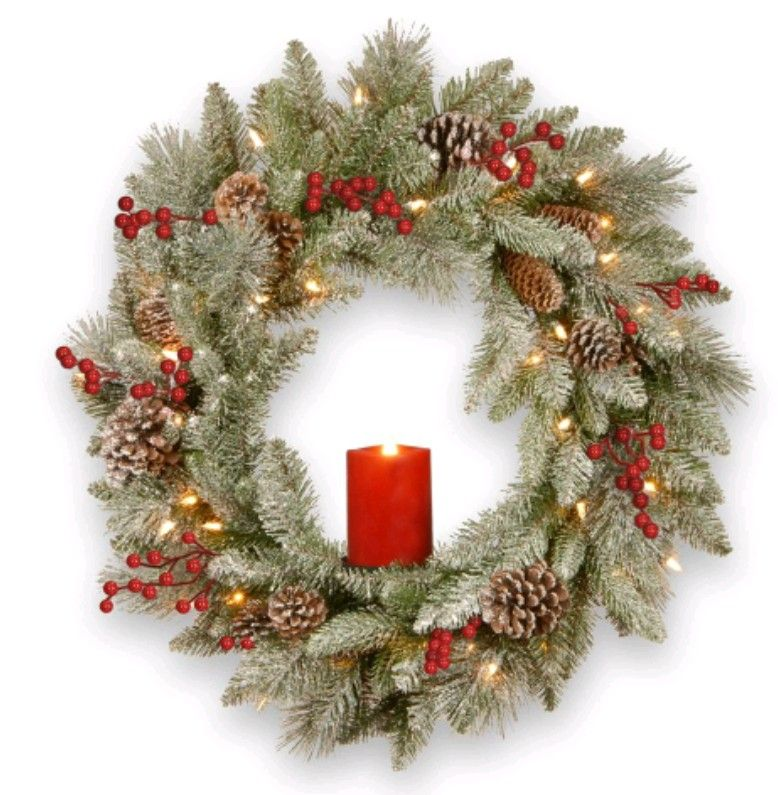 Overstock in 2020 Artificial christmas wreaths