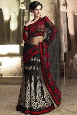 If You Think Sarees Are For The Old Fashioned Middle Aged