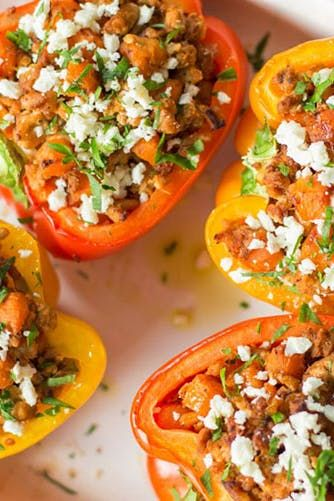 16 Dinner Recipes to Help Kick Inflammation to the Curb #purewow #dinner #anti-inflammatory #wellness #food #cooking #health #antiinflamatoryrecipes