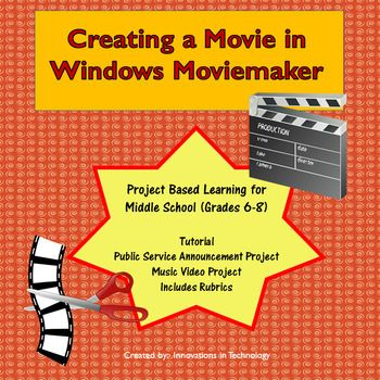 Creating a Movie in Windows Moviemaker from Innovations in ...