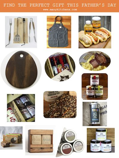 Find the perfect gift for Father's Day at manykitchens.com.