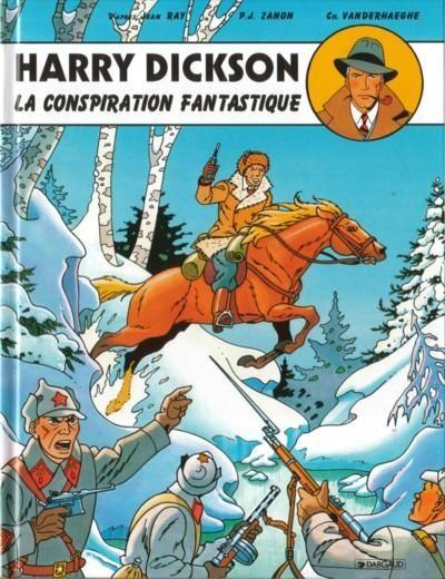 Harry Dickson 6 La Conspiration Fantastique Fantastique Conspiration Illustrations