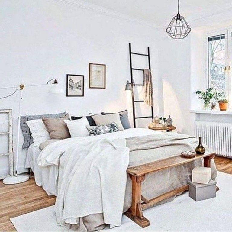 29 Amazing Scandinavian Bedroom Design Ideas Simple Bedroom Bedroom Design Modern Bedroom Design