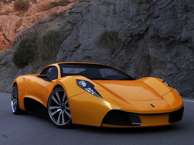 3d Model Epsilon Concept Car Concept Cars Car Model Premium Cars