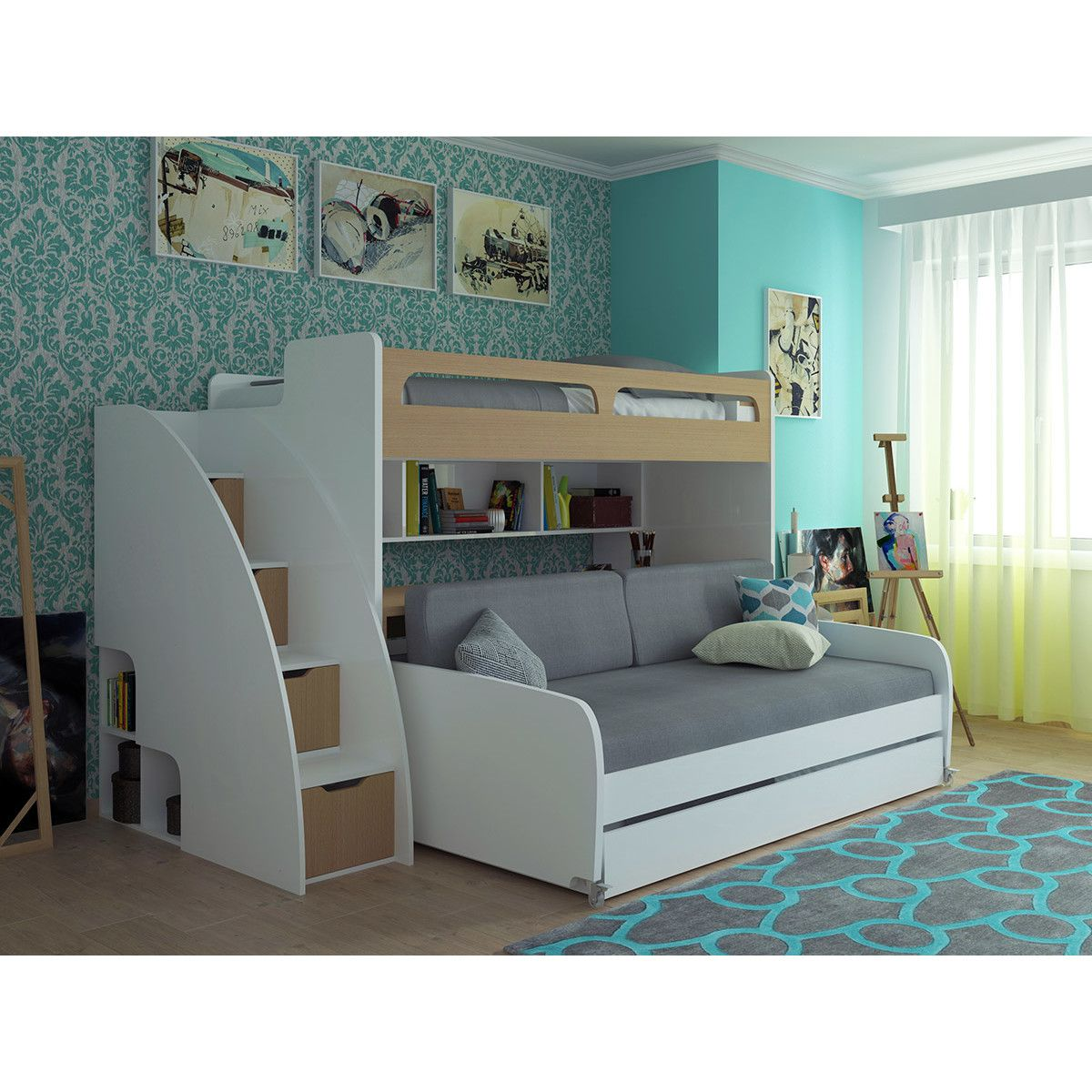 Shop Wayfair for all the best Kids Beds. Enjoy Free Shipping