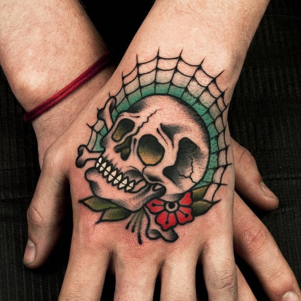 Traditional Tattoo On Instagram Tattoo By At Miguelcomintattooer