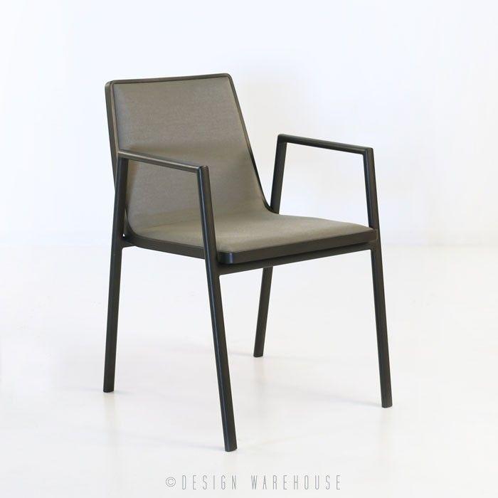 Panama Aluminum Dining Arm Chair Design Warehouse Nz Aluminium