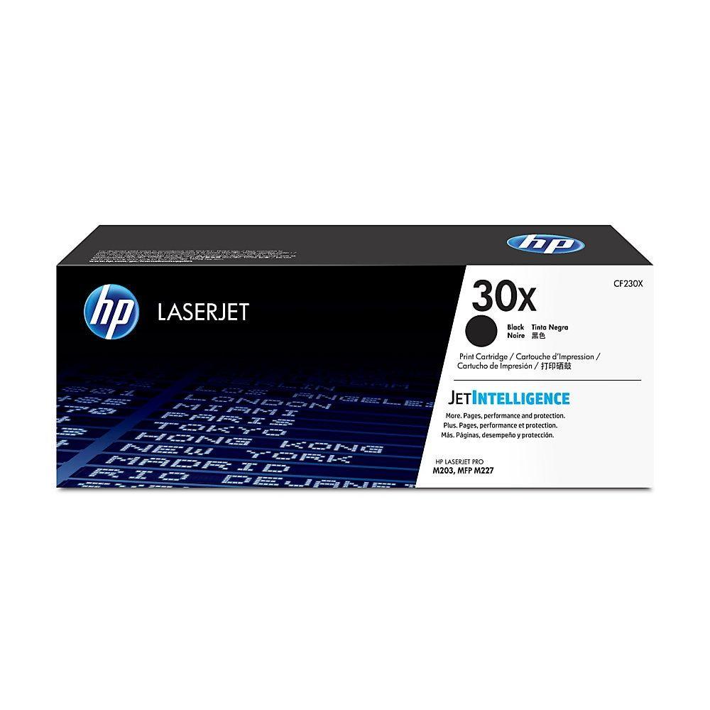 Hp Black Toner Hp 30x Cf230x Printer Toner Toner Cartridge Laser Printer Toner