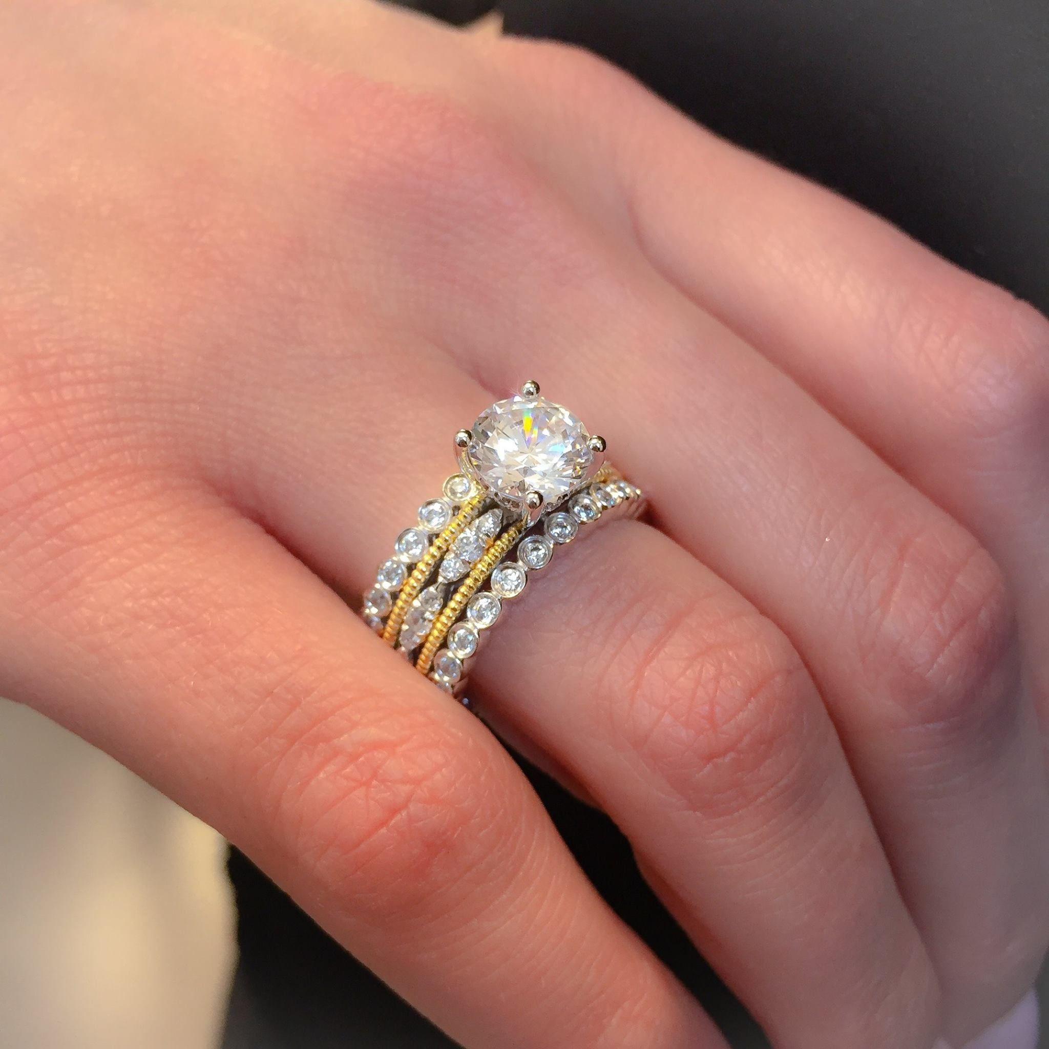 Engagement Rings | Fashion Jewelry | Gabriel NY | Ring Selfies ...