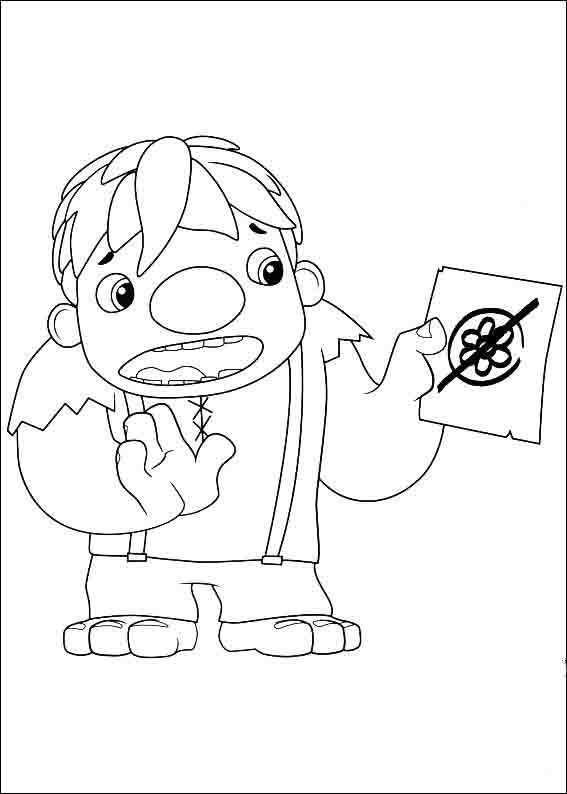 Wallykazam Coloring Pages 11   everthing   Pinterest   Colorear ...