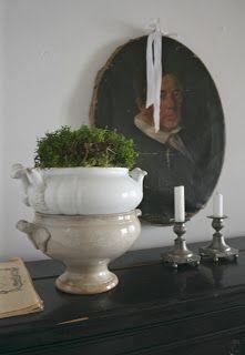 terriinit, maalaus