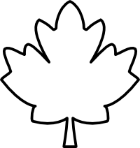 maple leaf black and white clipart panda free clipart images clip rh pinterest co uk clipart leaf black and white clipart leaf black and white