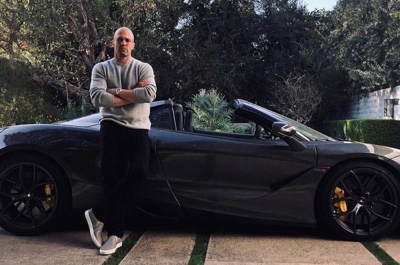 Jason Statham S New Mclaren 720s Jason Statham David Beckham Cars Statham