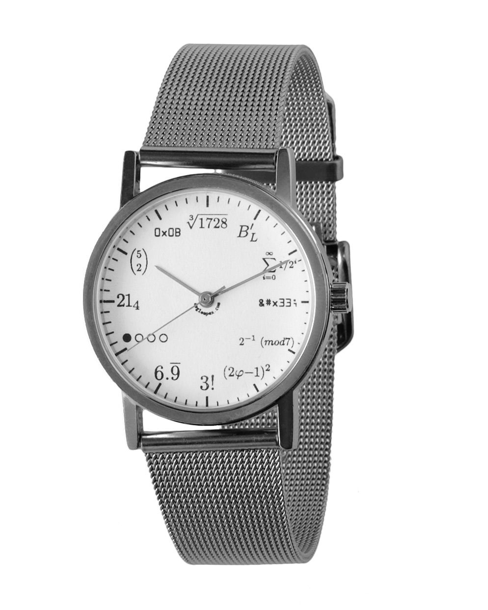 Geek Wrist Watch | Math Formula Watch | Givable | Geek ...