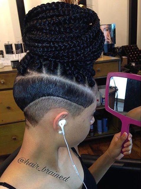Hairstyles Braids Box Braids Africa American Hairstyles