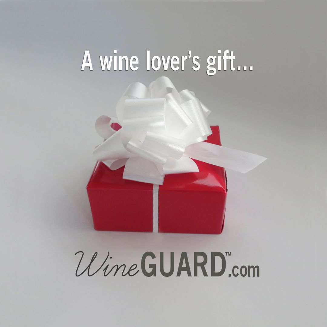 Wrap A NEW Wine Accessory This Holiday Season. If You Give