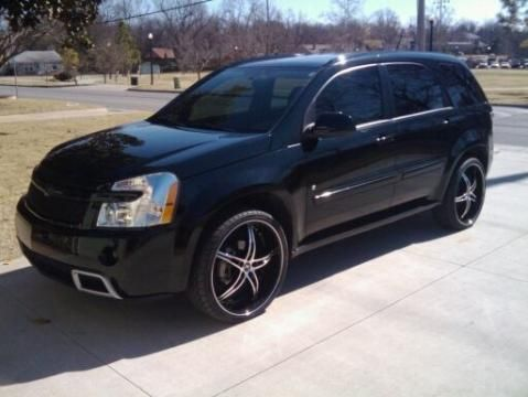 Chevy Equinox Sport Rims Customer Vehicle Picture With Images