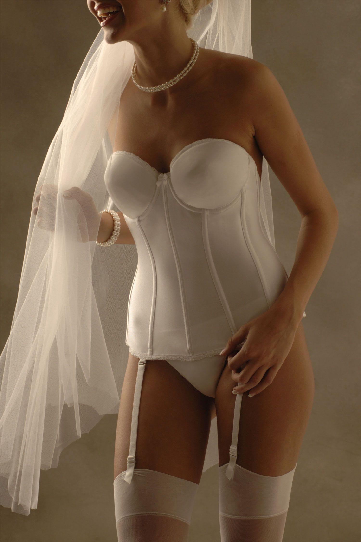 Brides Wedding Underwear Dress Undergarments Bridal Support Shapewear And Honeymoon Lingerie Va