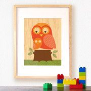 Take a look at the Petit Collage event on #zulily today! Great playroom decor.