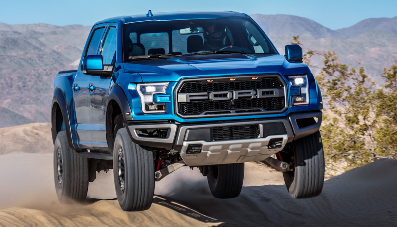 Here S Why The 2019 Ford Raptor S New Live Valve Shocks Sound So