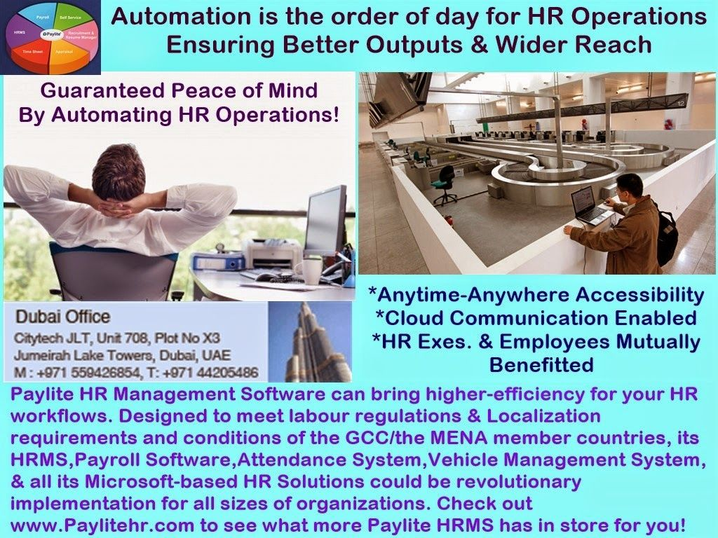 HR Management Software Implementation is a revamp of old style HR working