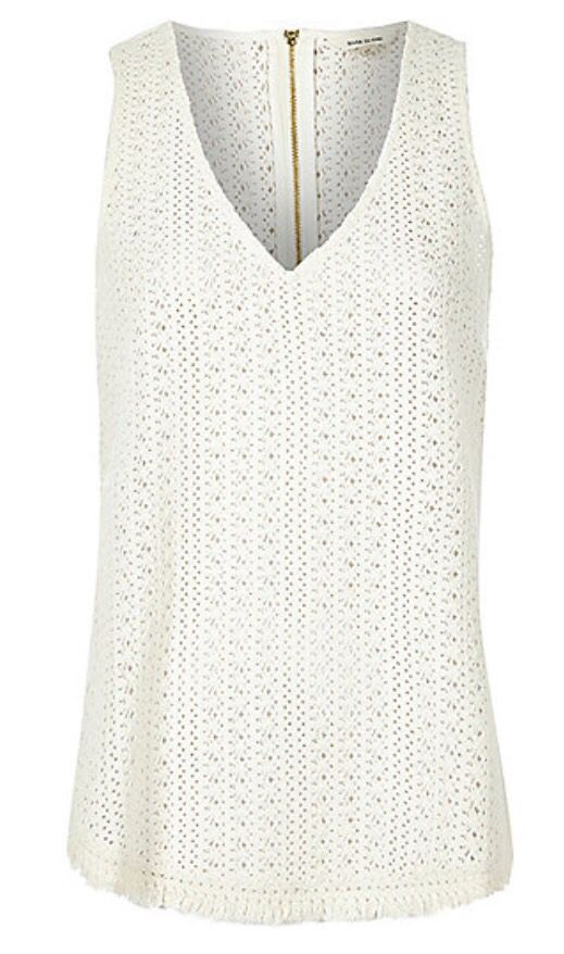 White River Island Top £26