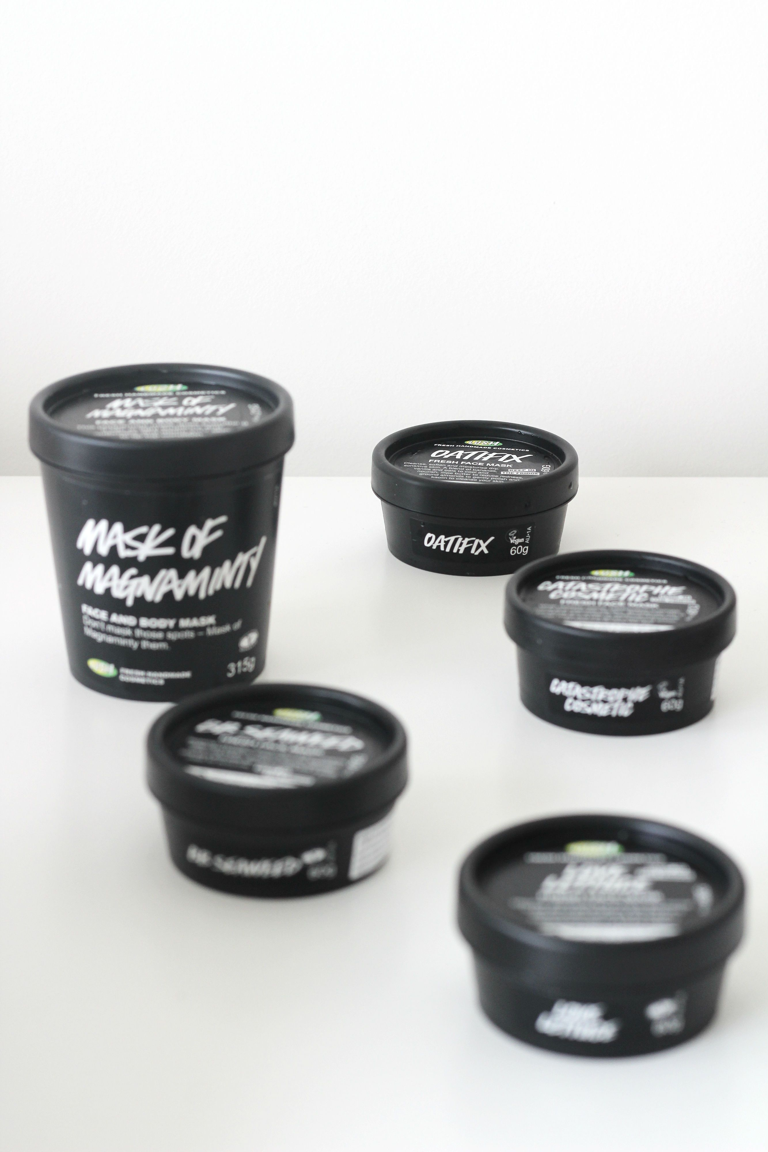 LUSH Face Masks To Add To Your Routine  Face masks and LUSH