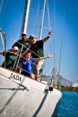 Jenn, Nellie, Captain Sandy, Owner Brad