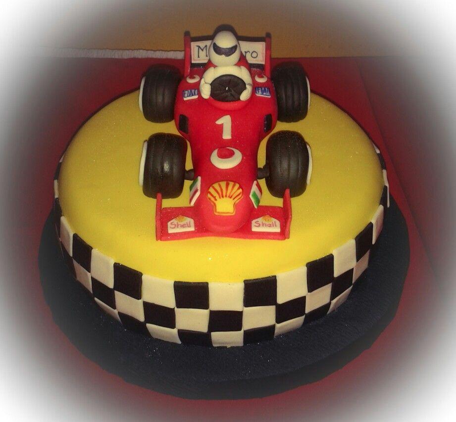 Fórmula 1 cake