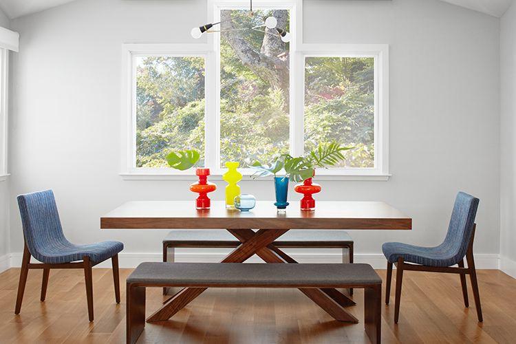 Mid Century Modern Dining Room Design | Niche Interiors, San Francisco  Interior Design Firm