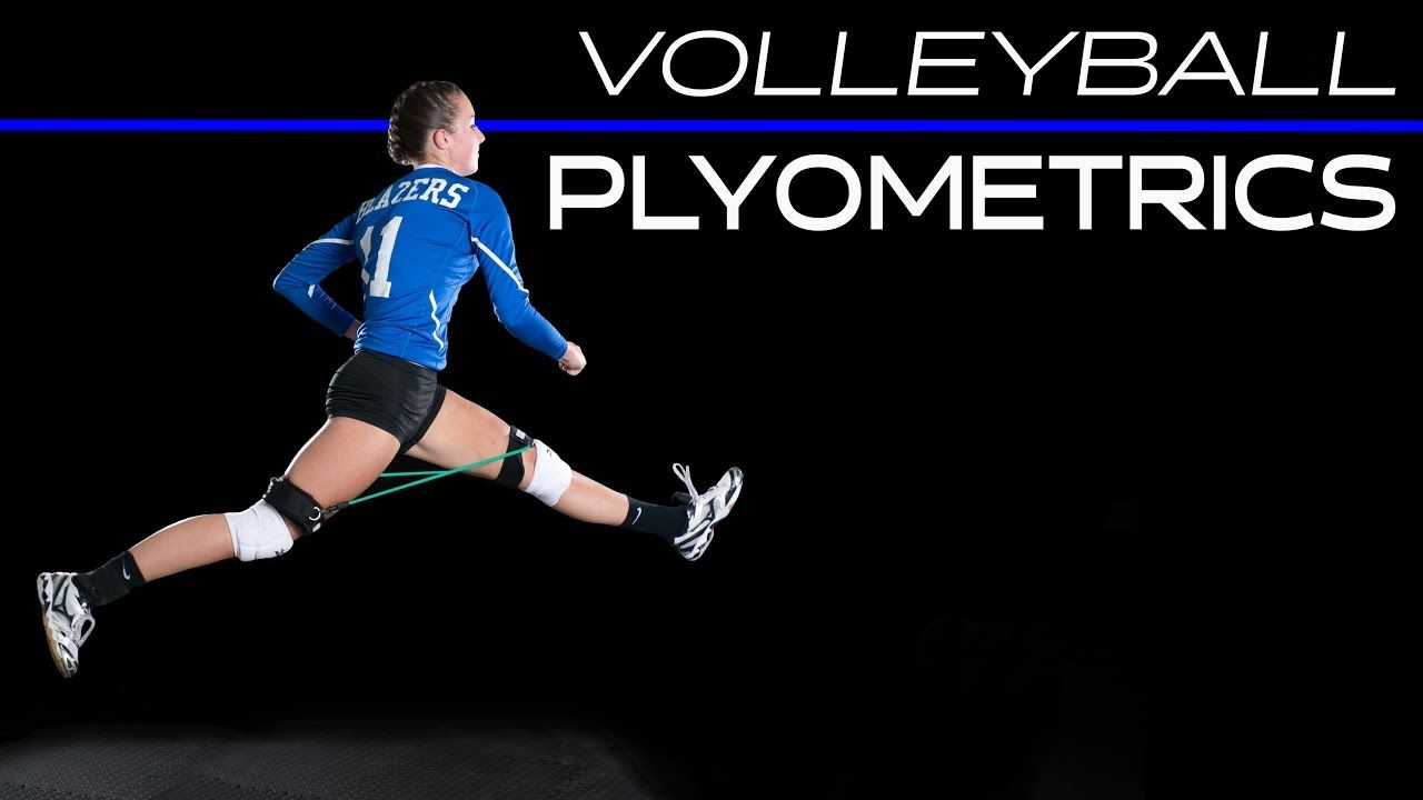 Volleyball Drills Plyometric Exercises For Volleyball Players Youtube In 2020 Plyometric Workout Volleyball Workouts Volleyball Training