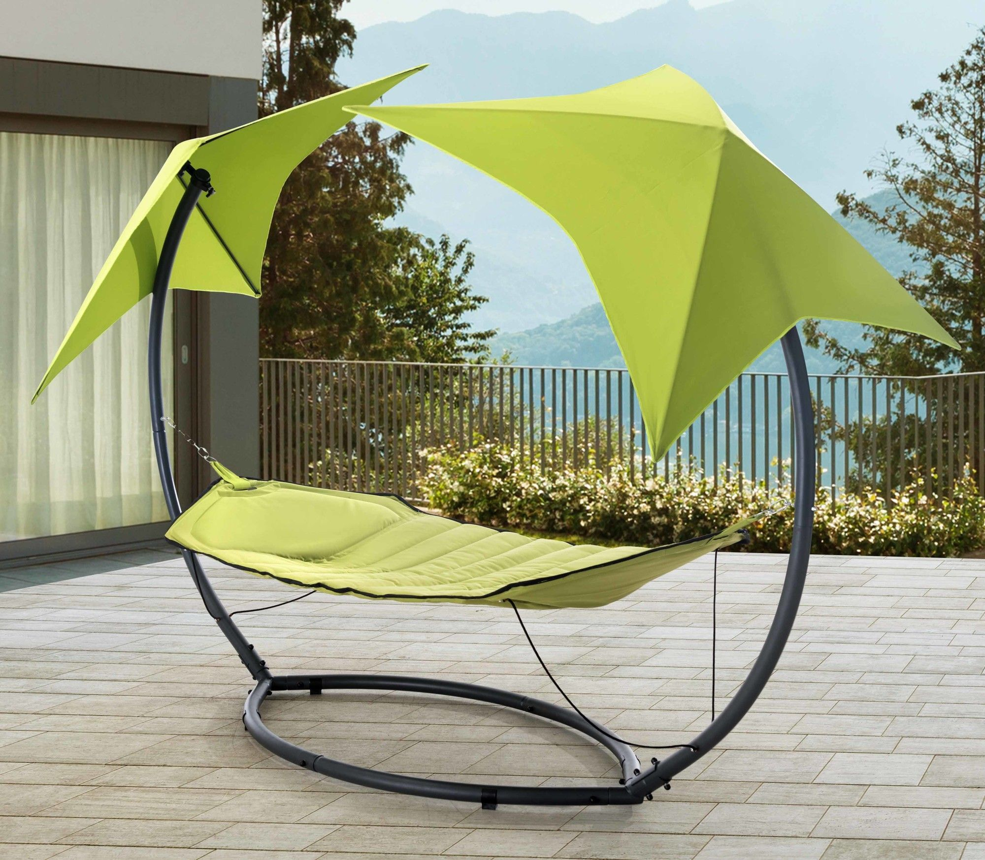 Skylight Hammock Hammock with canopy