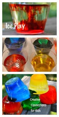 Momma\'s Fun World: 45 fun things you can do with food coloring ...