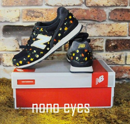 new balance 996 womens navy flowers duw