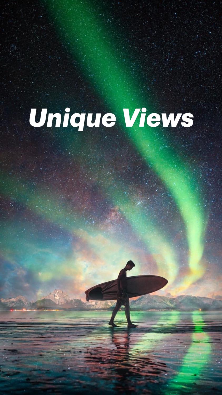 Unique Views