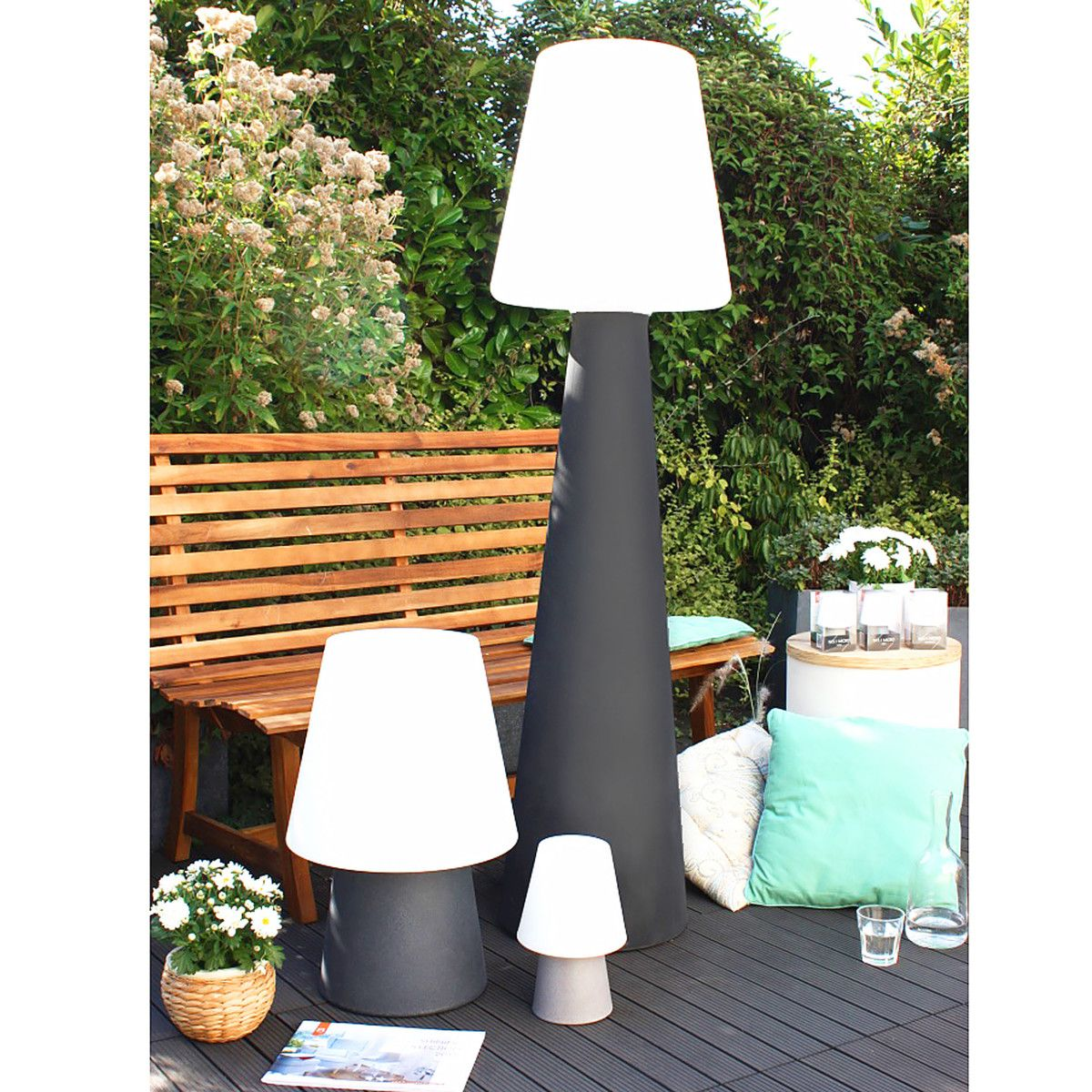 Outdoor Stehlampe Pin By Ladendirekt On Stehlampen Pinterest Outdoor Lighting