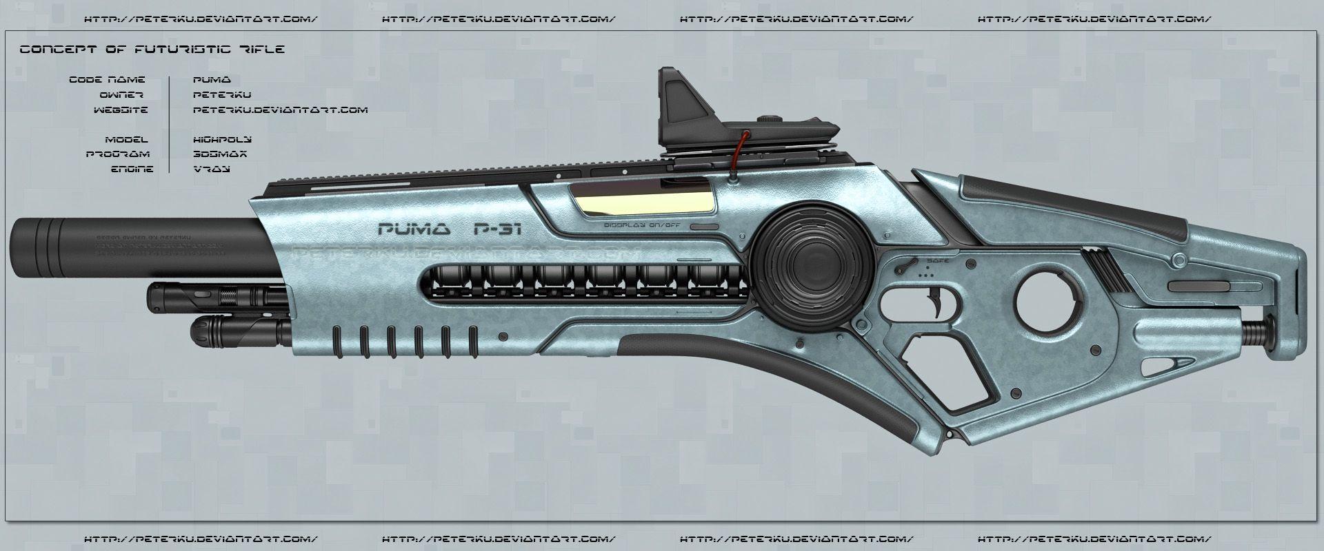 future handgun designs - Google-søk | Tig | Pinterest