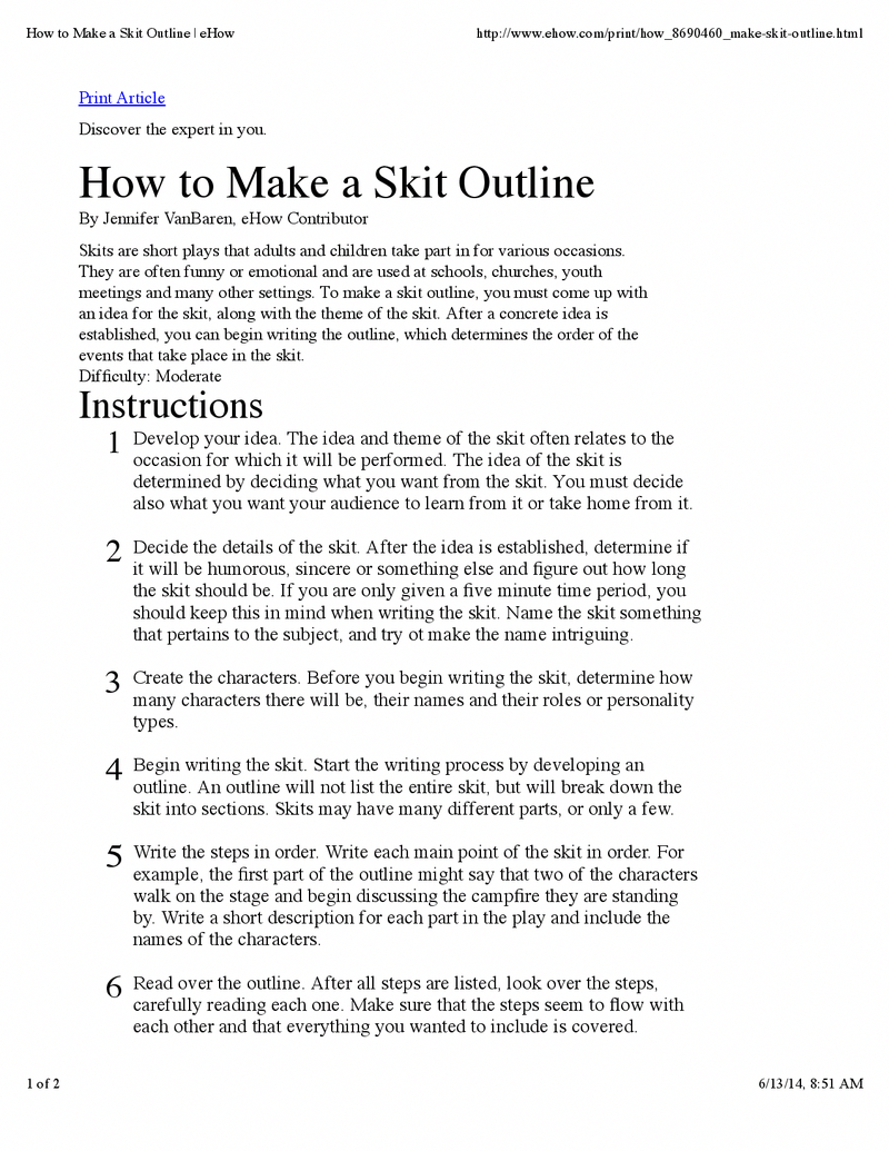 how to make a skit #publicspeakingcourses  Comedy writing, Skits