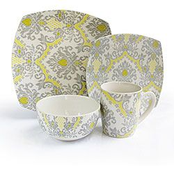 @Overstock - Jay proudly introduces Waverly dinnerware featuring the timeless florals and classic patterns  sc 1 st  Pinterest & Overstock - Jay proudly introduces Waverly dinnerware featuring the ...