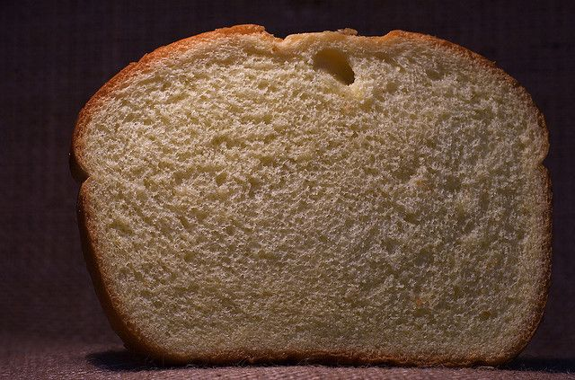 is bread equal to sugar in a diet