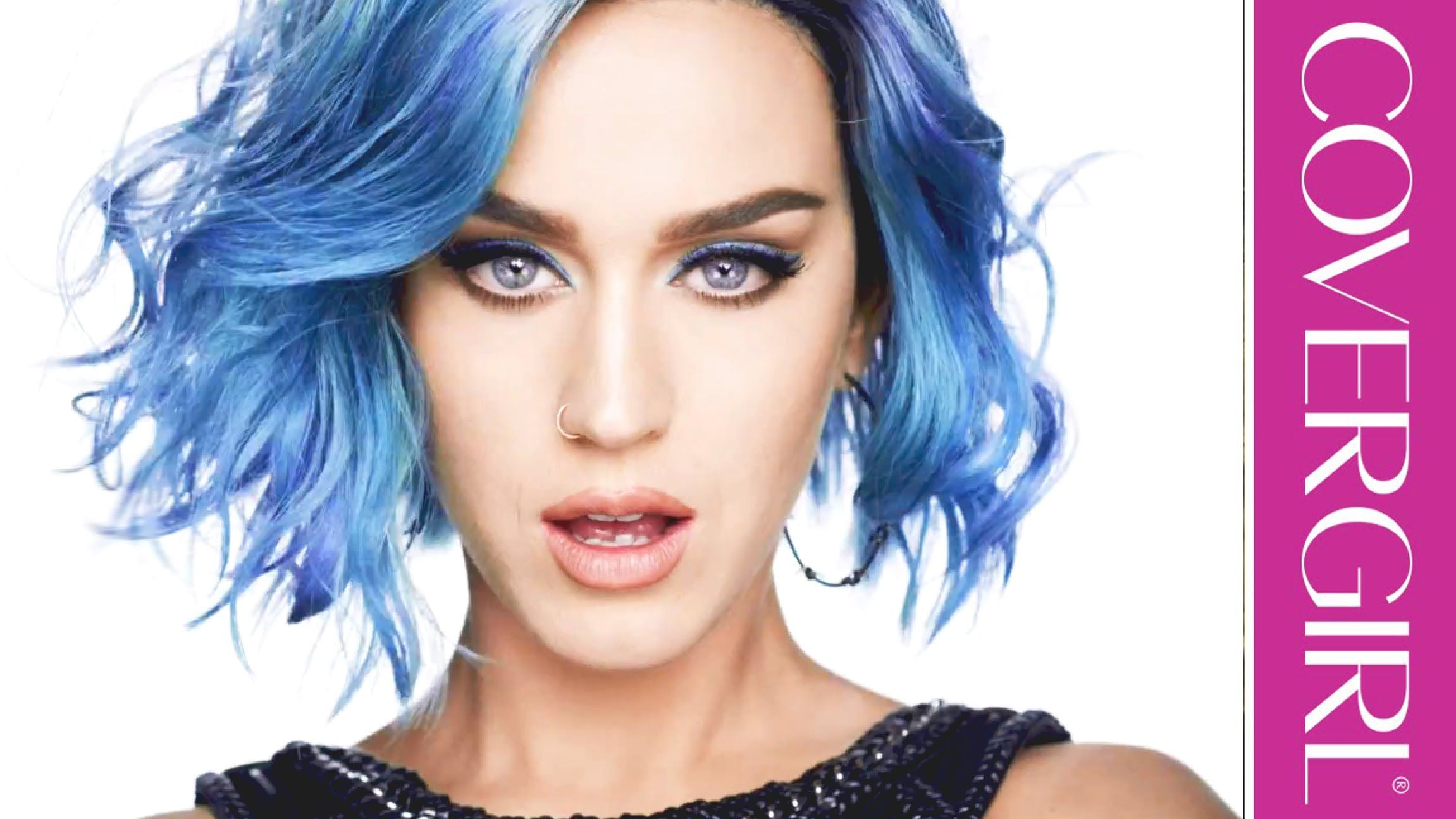 Katy Perry Rocks the Big Game with Four Make Up Looks