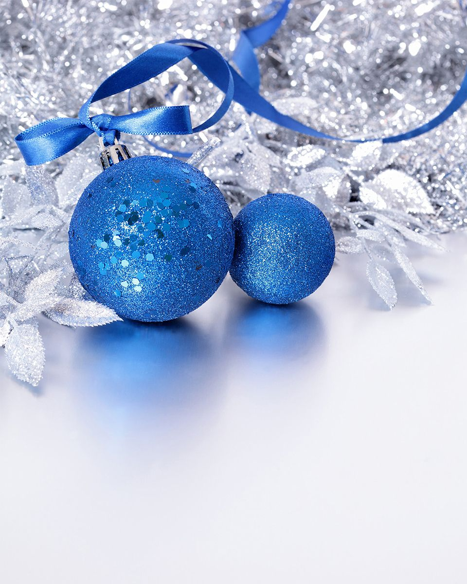 backdropchristmas backgrounds for photography winter blue ball new year background photographic vinyl new fabric