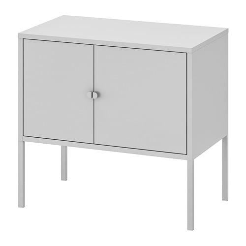 Lixhult Kast Metaal Grijs Kinderkamers Ikea