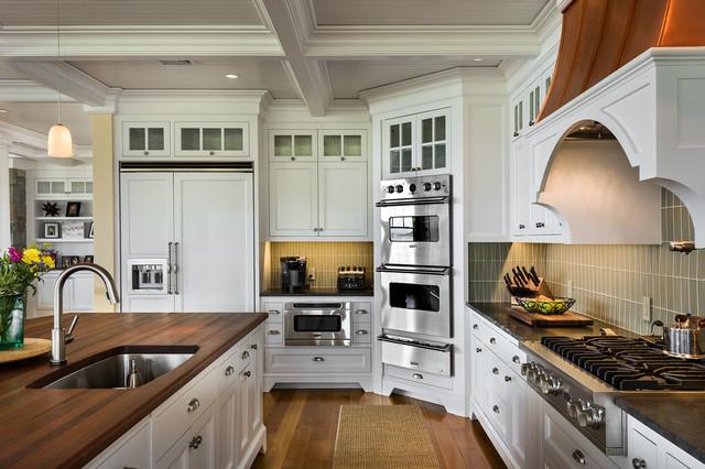Stash It All Know The 3 Zones Of Kitchen Storage Houzz Kitchen Home Kitchens Kitchen Storage