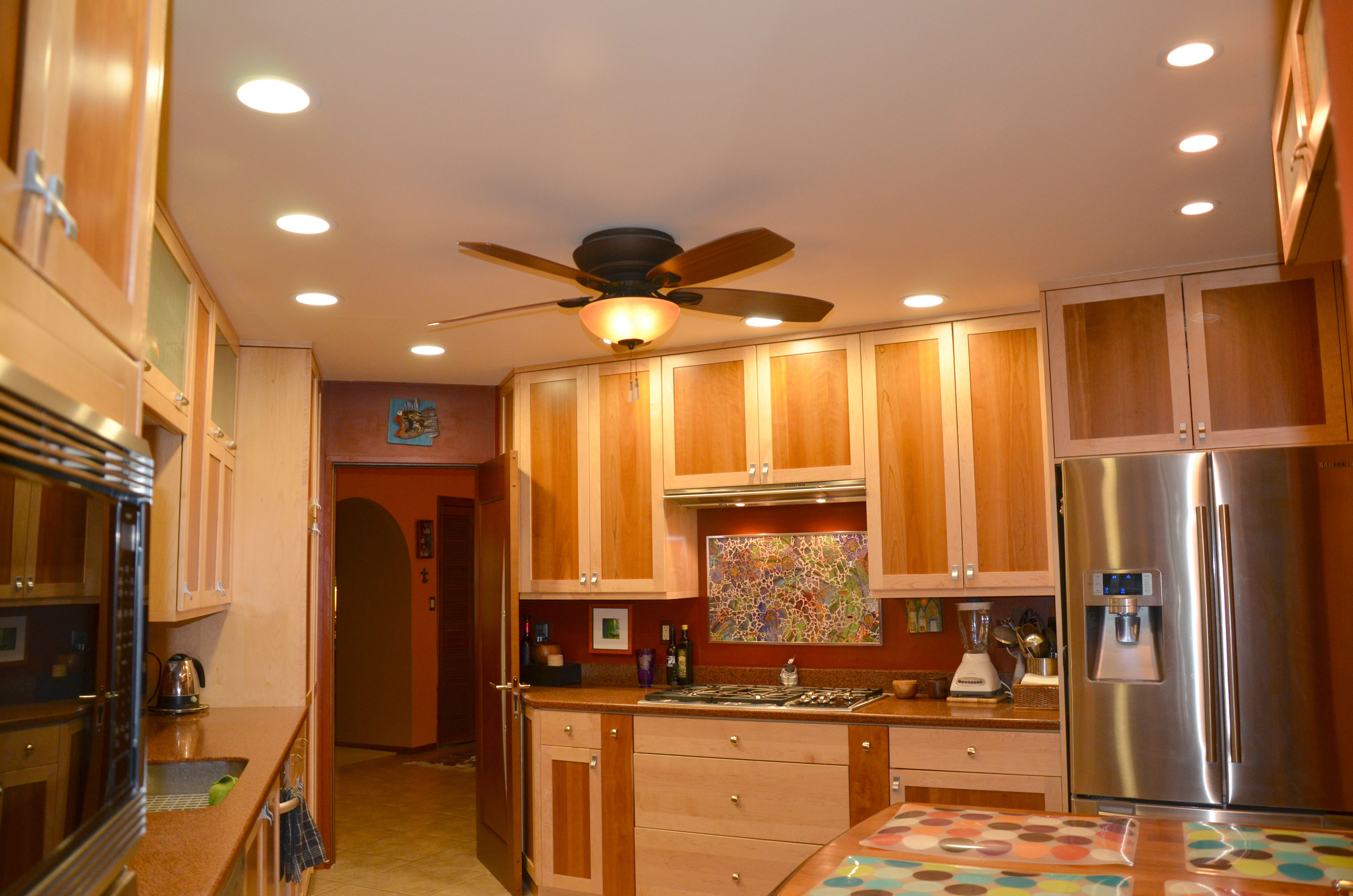 Lighting Your Kitchen Like Pro Kitchen Recessed Lighting