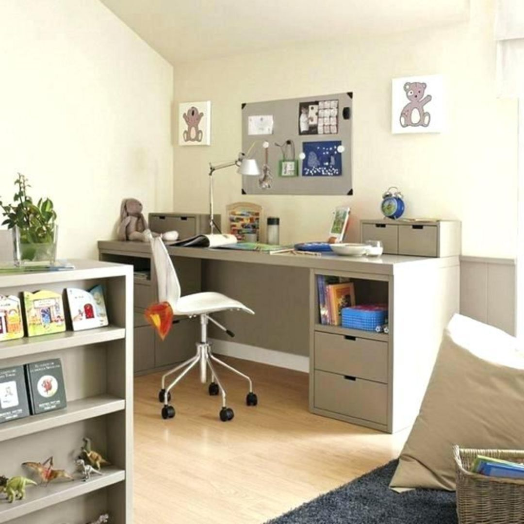 25 Amazing Study Desk Designs So That Children Learn Comfortably