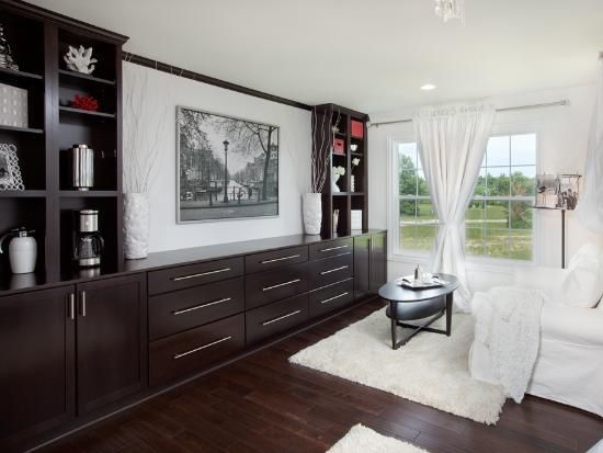 Love The Built Ins For The Master Home Beautiful Bedrooms Model Homes