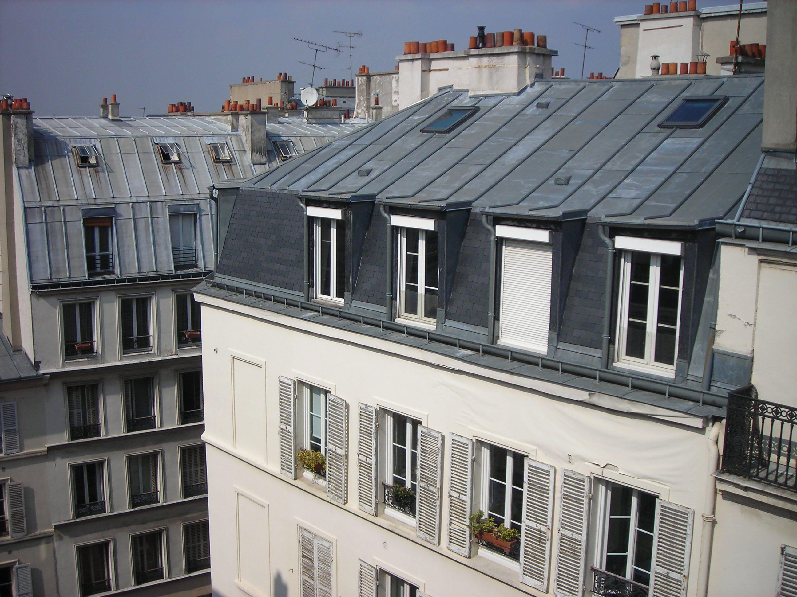 TOITS DE PARIS HAUSSMANN SOURCE BING IMAGES